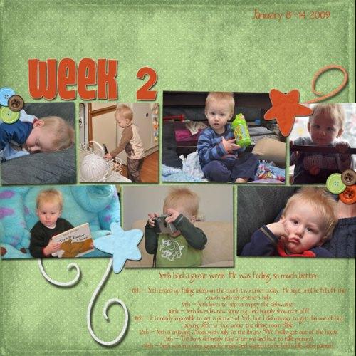 Seth's Week 2