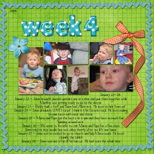 Jason's Week 4