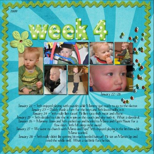 Seth's Week 4