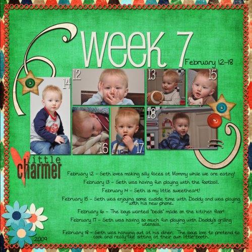 Seth's Week 7