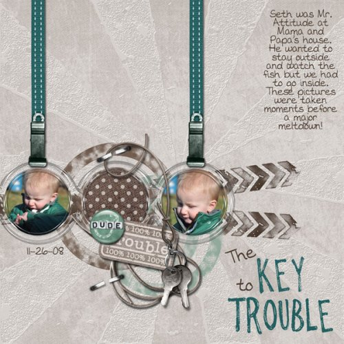 The Key to Trouble