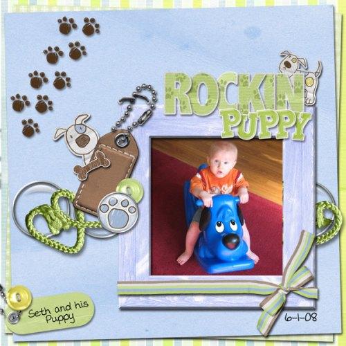 Rockin' Puppy