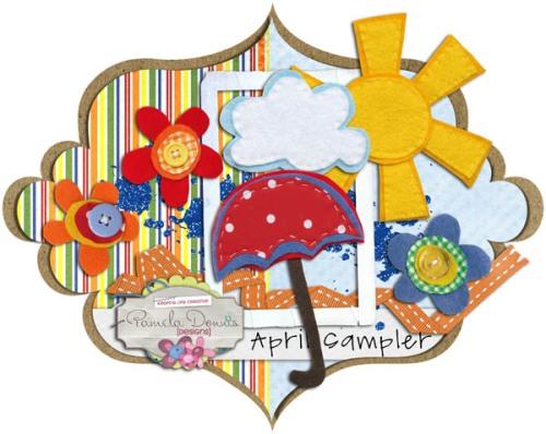 April Sampler