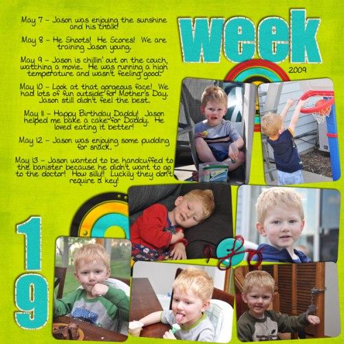 Jason Week 19