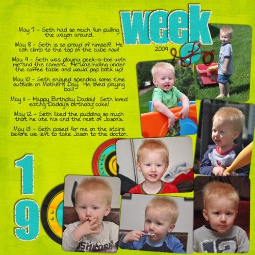 Seth Week 19